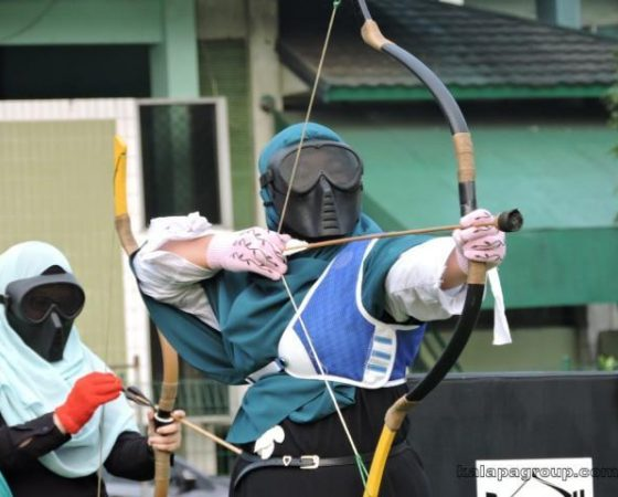 YISC Milad Final Archery
